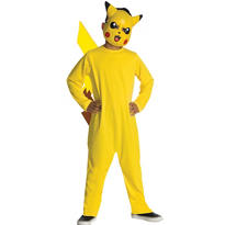 Boys Pikachu Costume - Pokemon