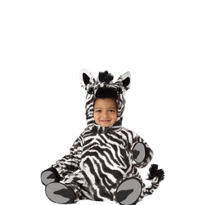Baby Zebra Costume - Animal Planet