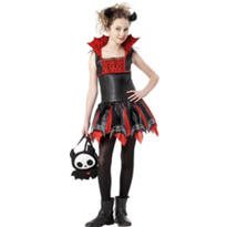 Girls Diego the Bat Costume - Skelanimals