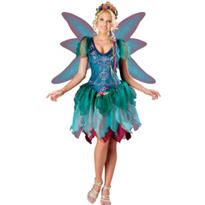 Adult Enchanted Fairy Costume Elite