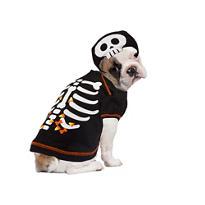 Skeleton Dog Hoodie