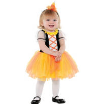 Baby Candy Corn Treat Costume