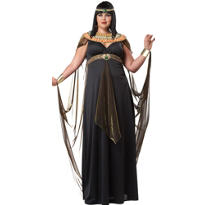 Adult Egyptian Queen Costume Plus Size