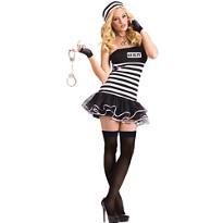 Adult Guilty Conscience Prisoner Costume