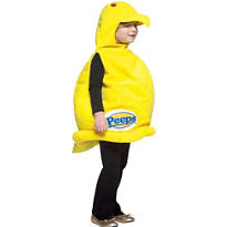 Toddler Peeps Chick Costume