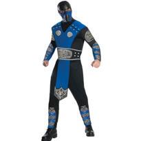 Adult Mortal Kombat Sub-Zero Costume
