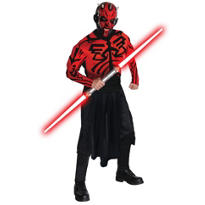 Adult Darth Maul Muscle Costume Deluxe