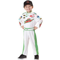 Toddler Boys Dale Earnhardt Jr Costume - NASCAR