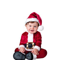 Baby Santa Santa Suit