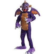 Boys Spyro Costume Deluxe - Skylanders