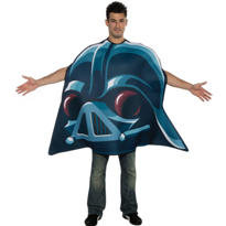 Adult Darth Vader Pig Angry Birds Star Wars Costume