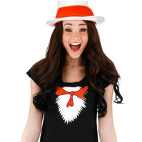 Adult Cat in the Hat T-Shirt