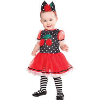 Baby Cherry Pie Costume