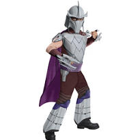 Boys Shredder Costume Deluxe - Teenage Mutant Ninja Turtles