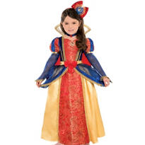 Toddler Girls Snow White Costume Supreme
