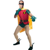Adult Robin Costume Grand Heritage - Batman