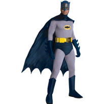 Adult Batman Costume Grand Heritage