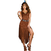 Adult Hot on the Trail Costume