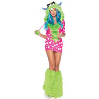 Adult Melody Monster Costume