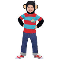 Toddler Boys Julius Costume - Julius Junior