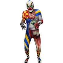 Adult Clown Monster Morphsuit