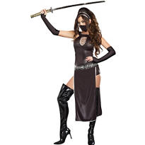 Adult Just Kickin' It Ninja Costume