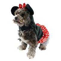 Minnie Mouse Dog Hoodie