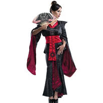 Adult Feudal Darth Vader Kimono Costume - Star Wars