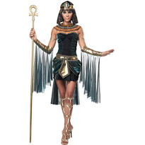 Adult Egyptian Goddess Costume Plus Size
