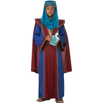 Boys Balthasar of Arabia Costume - Three Wise Men