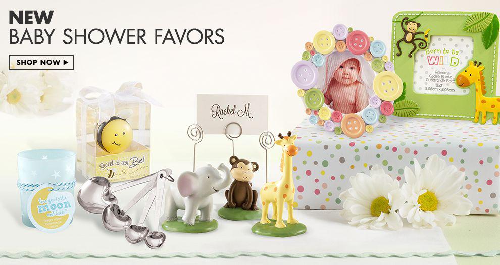 Unique Baby Shower Favors