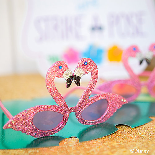 Flamingo DIY Photo Booth