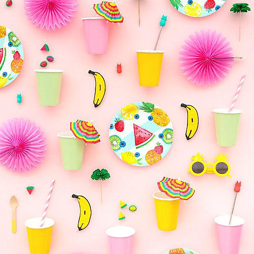 Fruit Theme Bright Tableware Idea