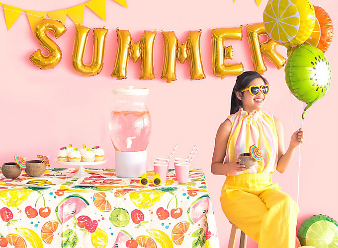 4 Fruit theme party ideas to make your summer sweet