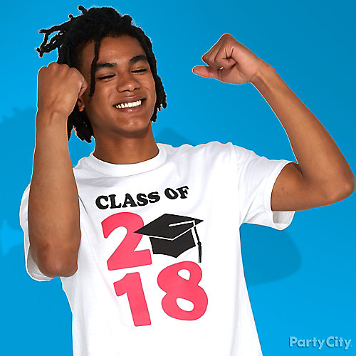 Graduation T-Shirt Photo Idea
