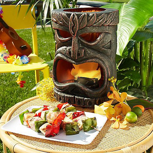 Hawaiian Chicken Kebabs Idea
