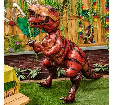Jurassic World Decorating Idea