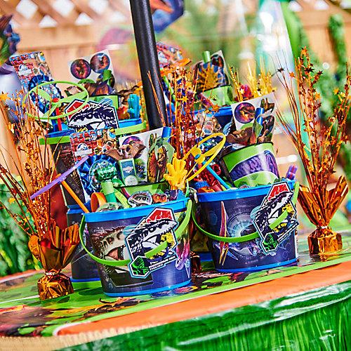 Jurassic World Favor Buckets