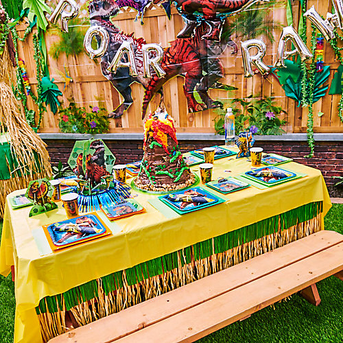 Jurassic World Party Table