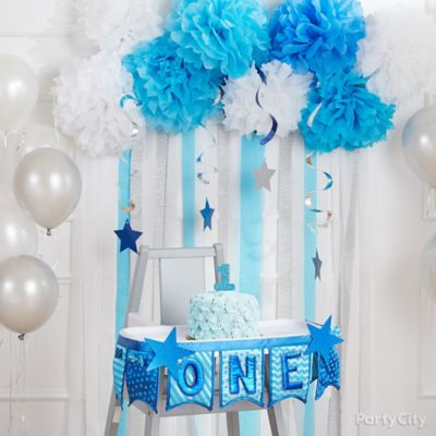 Twinkle Boy First Birthday Party Ideas First Birthday Party Ideas