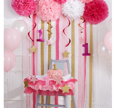 twinkle little star girl first birthday ideas first birthday party