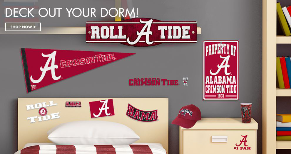 Deck out your Dorm!