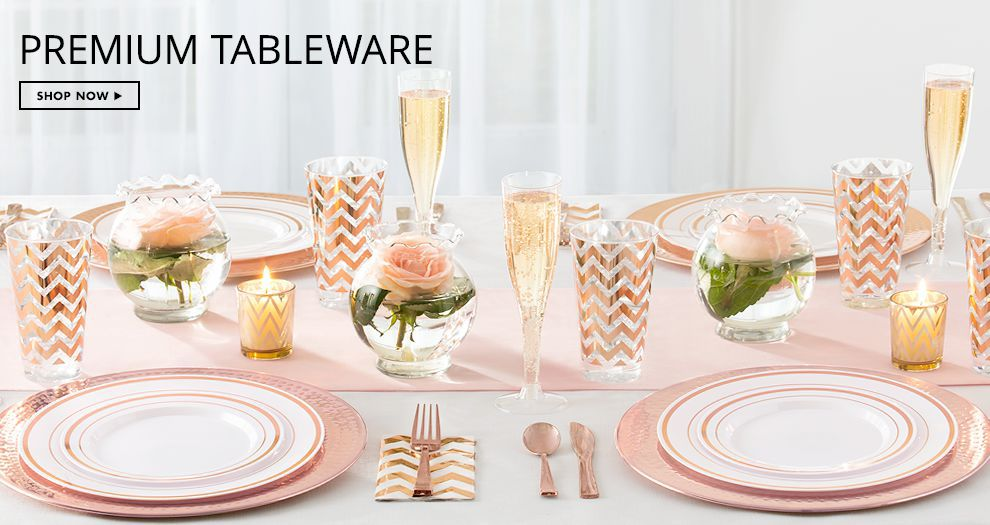Premium Tableware Shop Now