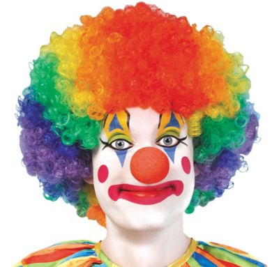 Jumbo Clown Wig | Party City