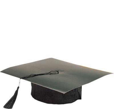 Mini Graduation Black Hat