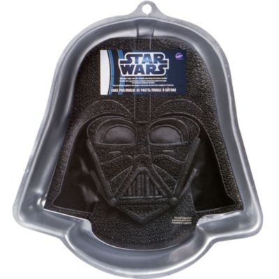 star wars cake pan wilton darth vader cake pan 11in x 12in wars 7674