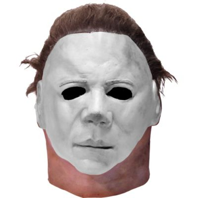 sc 1 st  Party City & Latex Michael Myers Halloween II Mask | Party City