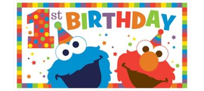 Elmo 1st Birthday Smash Cake Outfit