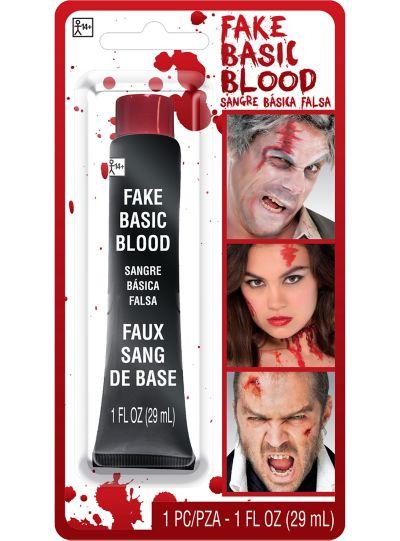 Fake Blood 1oz Party City