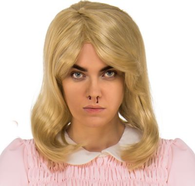 Stranger Things Elevens Blonde Wig One Size